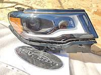 Фара права Jeep Compas 17-20 ксенон США вживана, фото 1