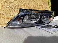 Фара ліва Kia Optima 14-15 ксенон США вживана, фото 1