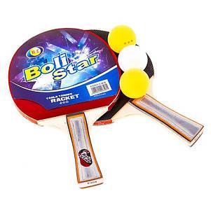 Ракетка Boli Star 8308 для настольного тенниса