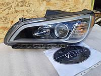 Фара права Nissan Rogue 16-18 FULL LED США вживана, фото 1