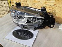 Фара права Mazda CX5 12-15 ксенон США вживана