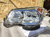 Фара ліва Subaru Forester 12-15 галоген США вживана, фото 1