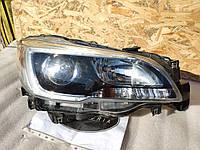 Фара права Subaru Legacy ксенон США вживана, фото 1