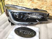 Фара права Subaru Legacy, Outback LED 15-19 США вживана, фото 1