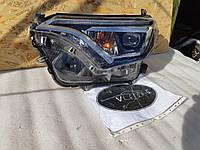 Фара ліва Toyota RAV4 15-17 LED США вживана, фото 1