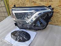 Фара права Toyota RAV 4 LED 15-17 США вживана, фото 1