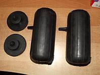 Пневмобалоны задней подвески (комплект в пружину)