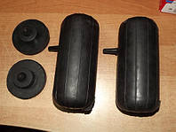 УКРАИНА AP016-0020 пневмобалоны задней подвески (комплект в пружину) на Opel Kadett