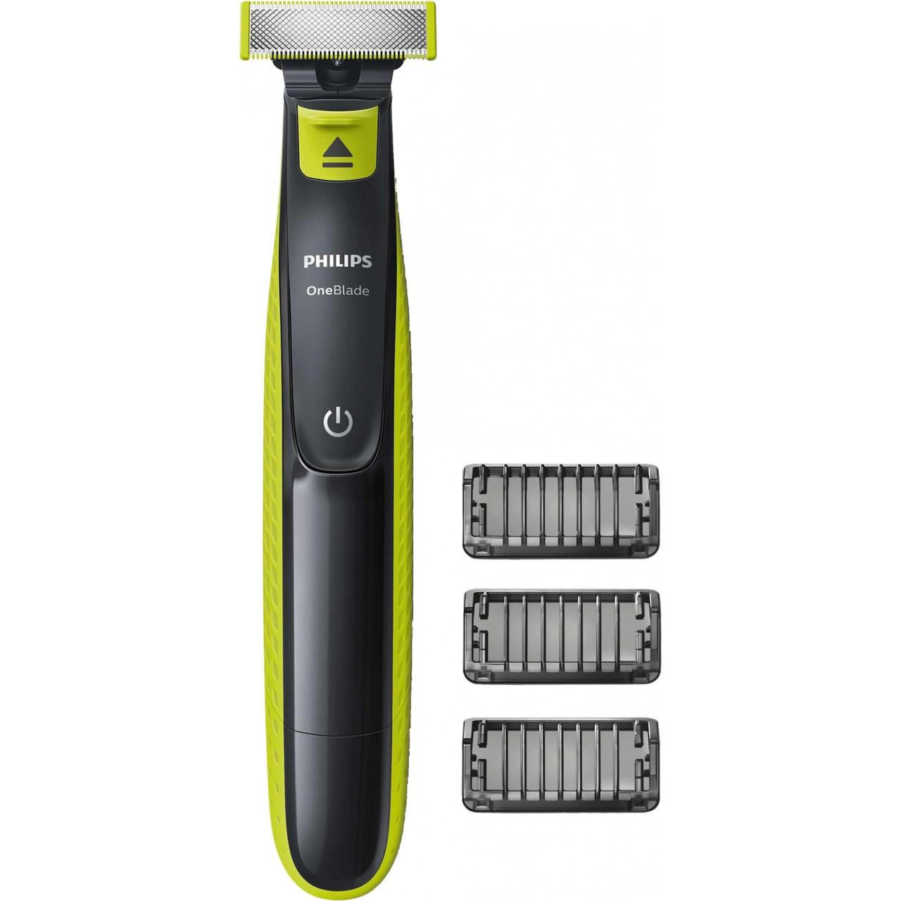 Триммер для бороды и усов Philips OneBlade QP2520/20