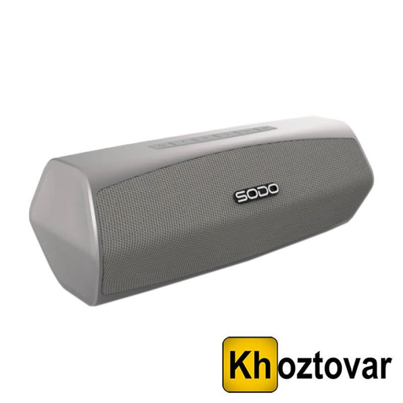 Портативная Bluetooth колонка SODO L6. Life TWS