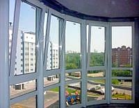 Лоджия Полноростовая в Кропивницком