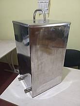Емкость металлическая стальная