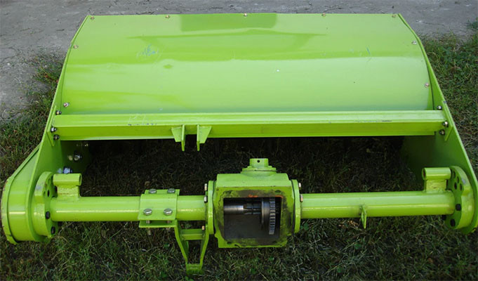Почвофреза 100 (DW-120С)