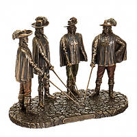 "Статуэтка ""Три мушкетёра"" (15см) (77394A4), фото 1"