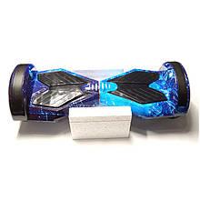 Гироскутер Smart Balance Elite Lux 8 дюймов голубое звездное небо