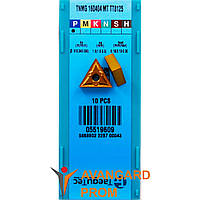 Пластина TaeguTec TNMG160404 MT TT8125