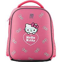 Рюкзак шкільний каркасний Kite Education Hello Kitty HK20-555S, фото 1