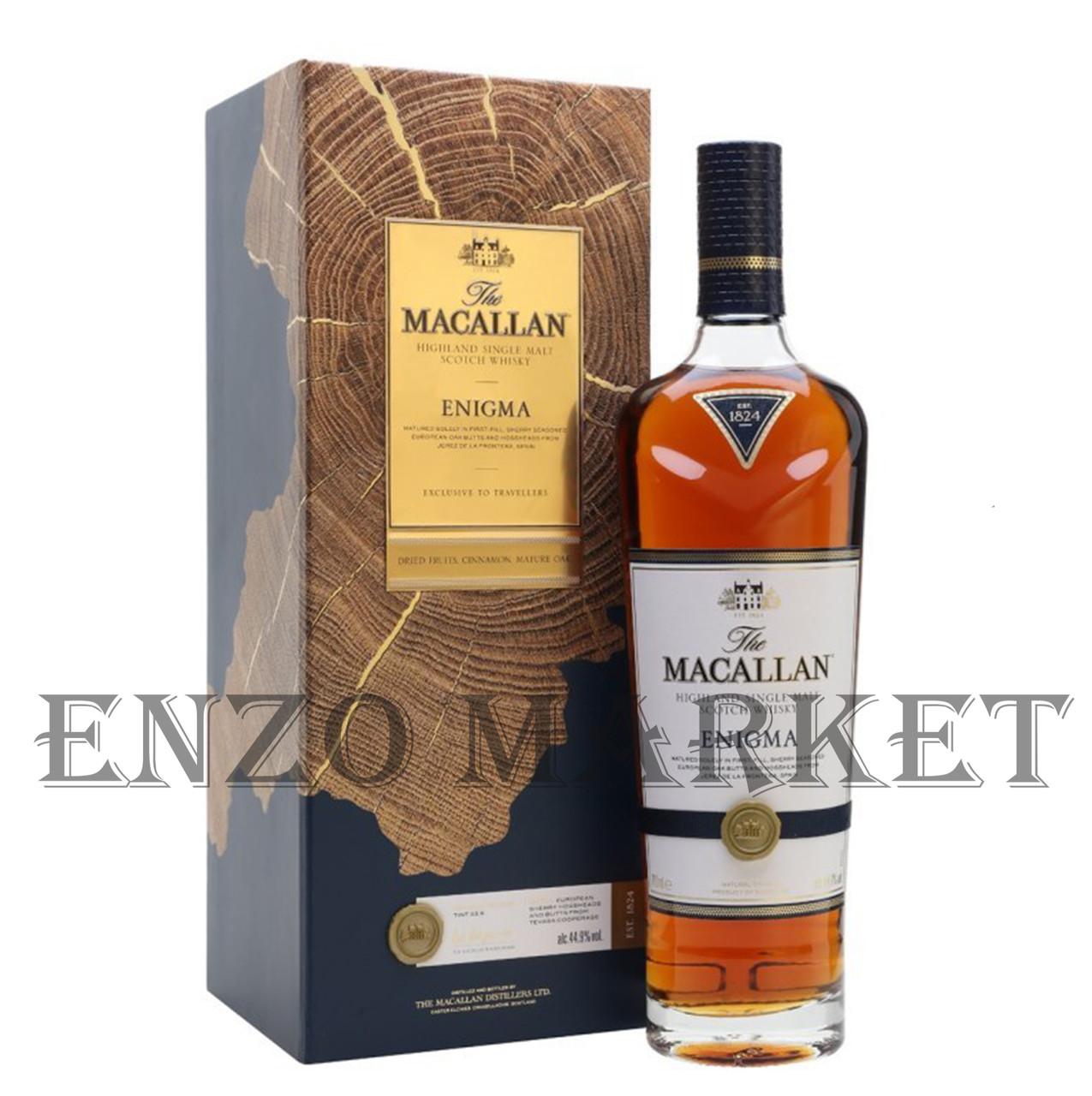 Виски Macallan Enigma (Макаллан Энигма) 44.9%, 0,7 литра