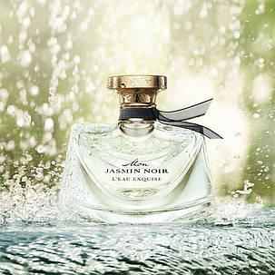 Женская парфюмированная вода Bvlgari Mon Jasmin Noir Eau Exquise (Мон Жасмин Лью Экскьюз)    Реплика, фото 2