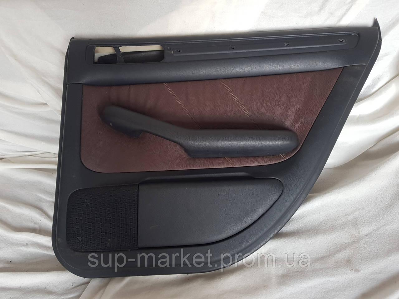 4B0867306 Карта,обшивка двери задней правой для VAG A6 C5 2.5TDI 1997-2004