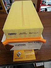 Фільтр повітряний Renault Logan MCV 2 WUNDER(WH830/1=165467674R)