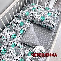 """Ткань для постельного белья Бязь """"Gold"""" Lux детская GL752A (50м)"""
