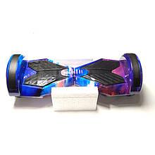 Гироскутер Smart Balance Elite Lux 8 дюймов Радуга