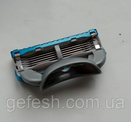 Сменные лезвия для бритвы станка Gillette Fusion кассеты для бритья 1 шт