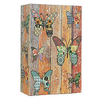 Книга-сейф MK 0791 (Бабочки)
