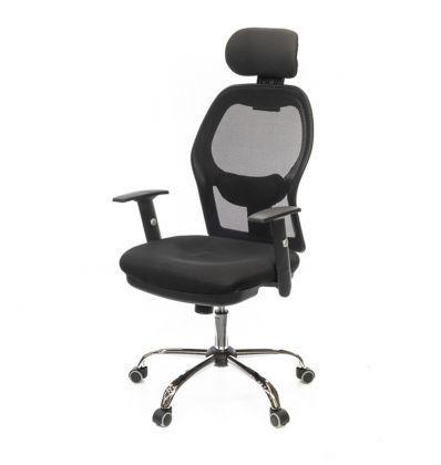Кресло Сиона • АКЛАС • CH SR(L) чёрный