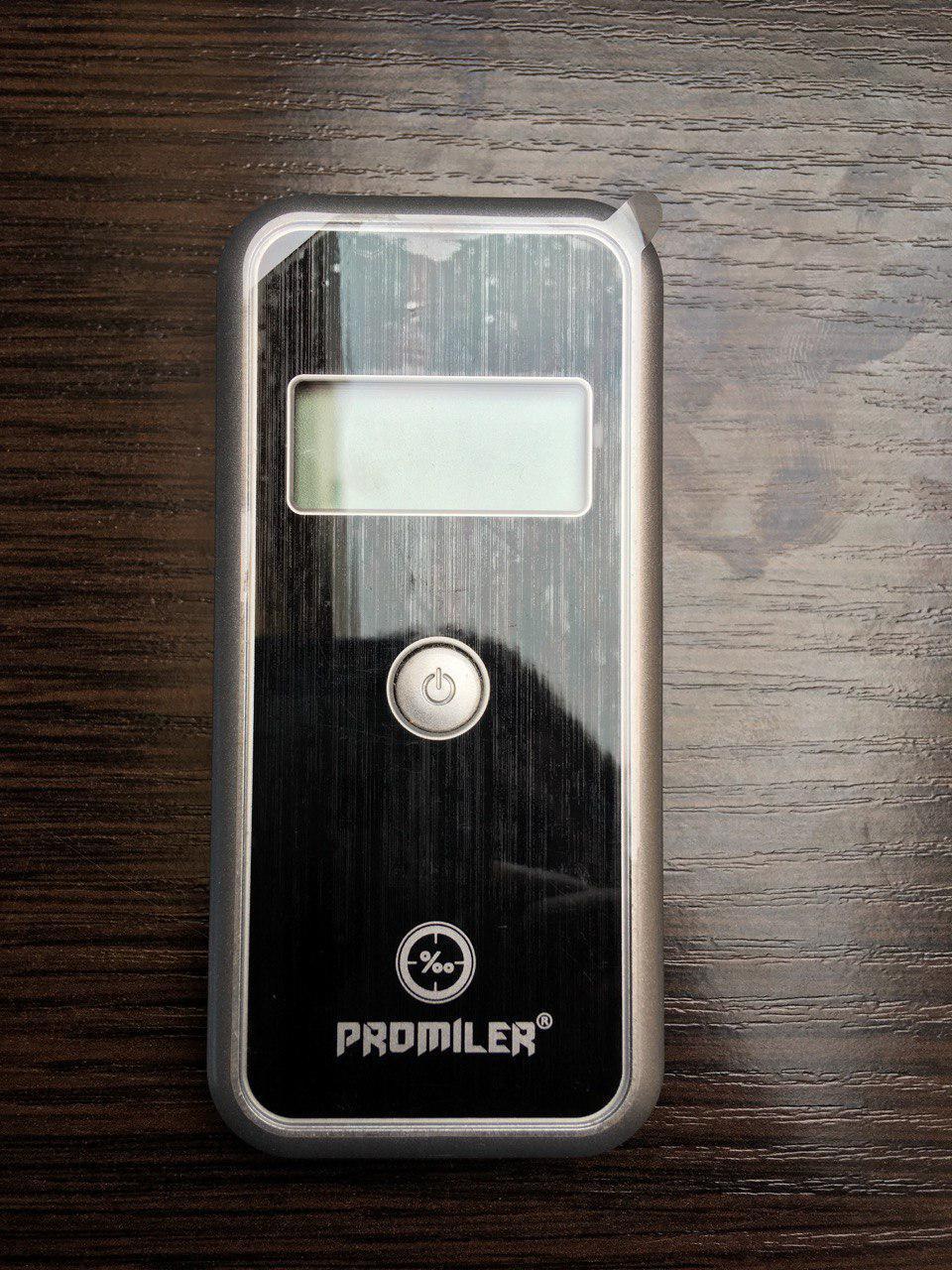 Алкотестер Lite Outlet Promiler AL-7000