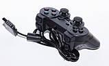 Джойстик PS2/PS1 (проводной, DualShock Sony PlayStation), фото 4