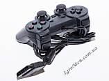 Джойстик PS2/PS1 (проводной, DualShock Sony PlayStation), фото 3