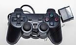 Джойстик PS2/PS1 (проводной, DualShock Sony PlayStation), фото 2