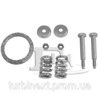 Монтажний комплект кріплення вихлопної труби CITROEN C2, C3, PEUGEOT 206 SW, 1007 FISCHER 218-986