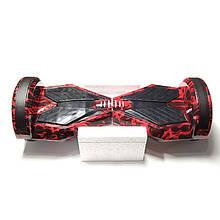 Гироскутер Smart Balance Elite Lux 8 дюймов красный огонь