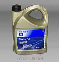 Моторное масло GM Dexos 2 Long Life 5W30 - 5L