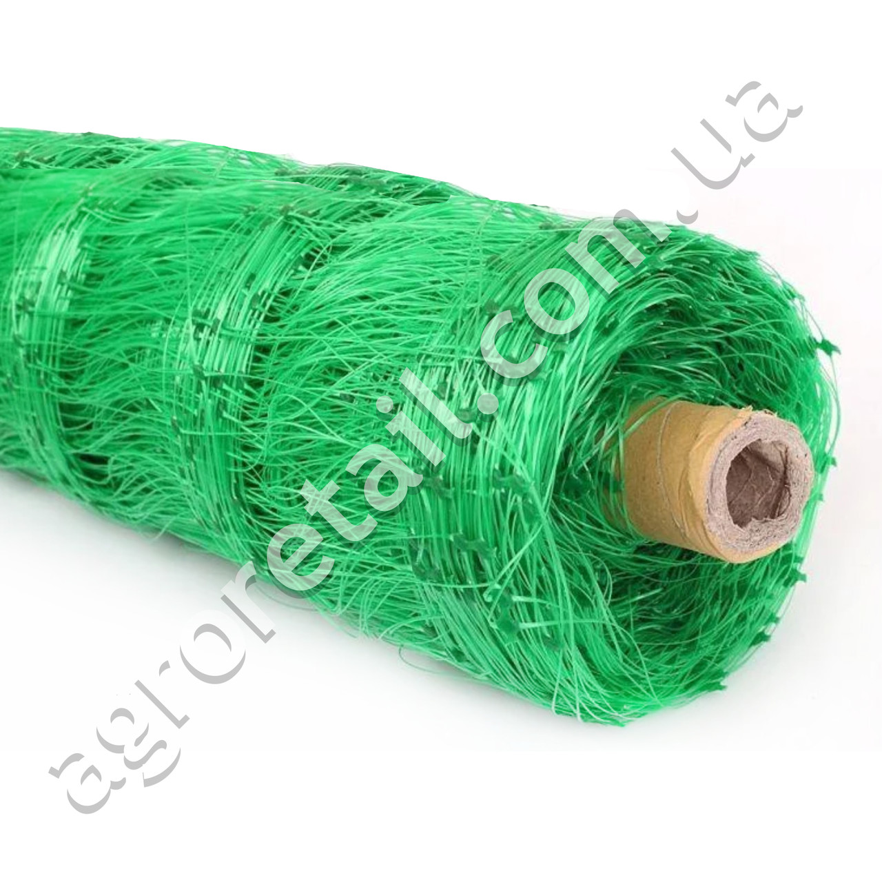 Шпалерная сетка для огурцов ячейка 150x150 мм рулон 1.7х500 м