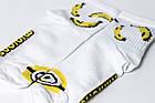 Женские носки LOMM Minions (banana) (3 цвета), фото 2
