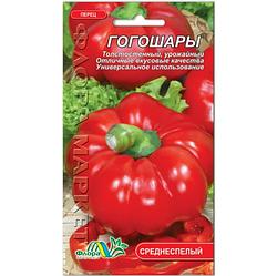 Семена Перец сладкий Гогошары среднеспелый семена 0.3 г