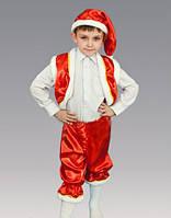 Гном карнавальный костюм , новогодний костюм гномика