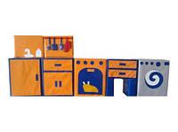 Модульный набор дидактическая Кухня, фото 1