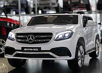 Детский электромобиль M 3565(MP4)EBLR-1 Mercedes-Benz GLS-63 AMG белый