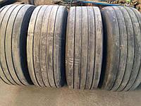Шины б/у 385/65R22.5 Dunlop  SP244 грузовые прицепные