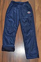 Балоневые утеплённые штаны на флисе для мальчиков,размеры 134-146 см  TAURUS.Венгрия