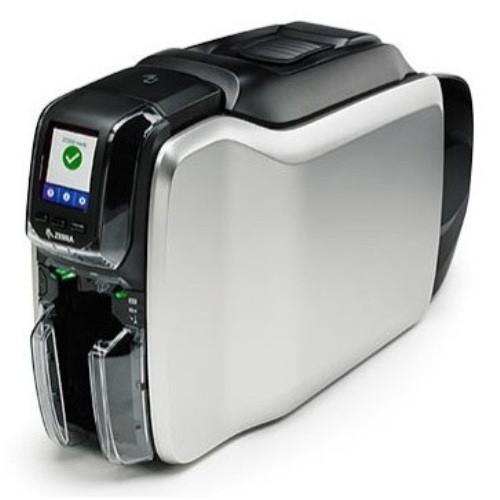 Принтер пластикових карт Zebra ZC300