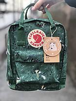 Повседневный рюкзак в стиле Fjallraven Kanken Mini (7 литров), фото 2