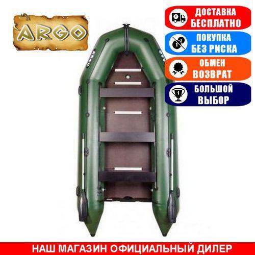 Човен Argo AM-450K. Моторна; 4,50 м, 8 місць, 1100/1100ПВХ, жорстке дно, кіль. Надувний човен ПВХ Арго АМ-450К;