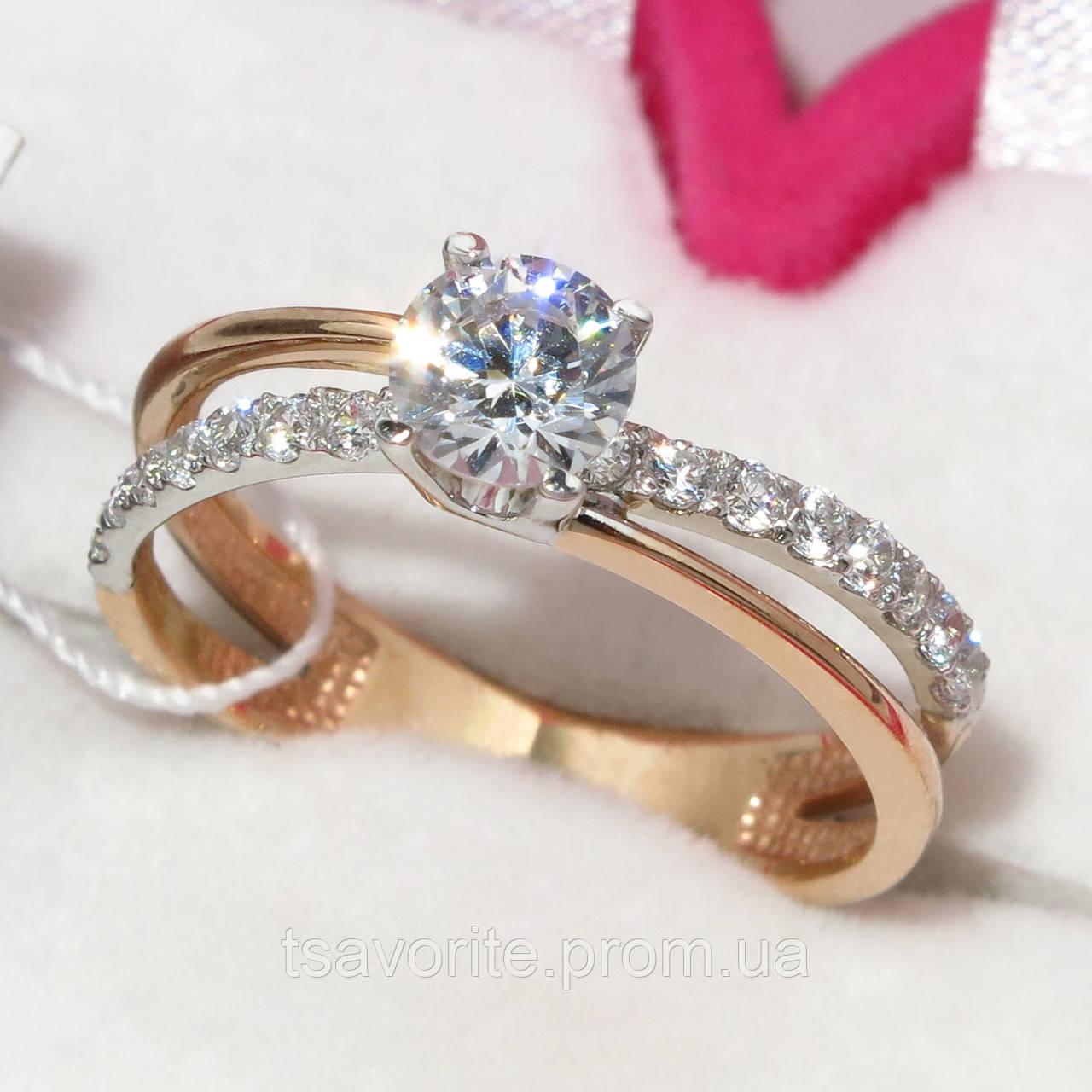 Золотое кольцо НХК-43