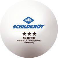 Мячи для настольного тенниса 3* SUPER ITTF Ракетка Donic (MD)